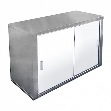 Полка кухонная настенная закрытая ПКЗ-1000 (1000х400х600 мм)