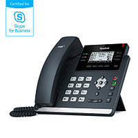 IP-телефон Yealink SIP-T42S для Skype for Business