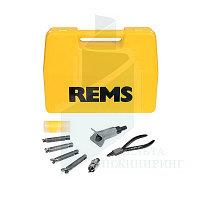 Ручной отбортовщик/расширитель REMS Hurrican X (набор) 12-15-18-22
