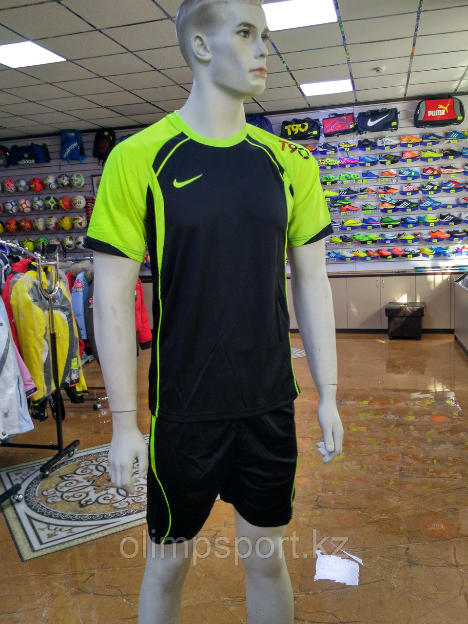 Футбольная форма Nike 3031, взрослая