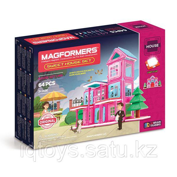 Magformers Sweet House Set Магформерс Милый дом