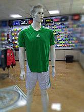 Футбольная форма Adidas, зеленая