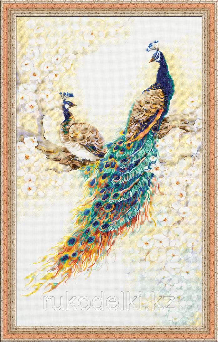 """Набор для вышивания крестом """"Персидский сад"""""""