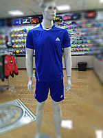 Футбольная форма Adidas,синяя