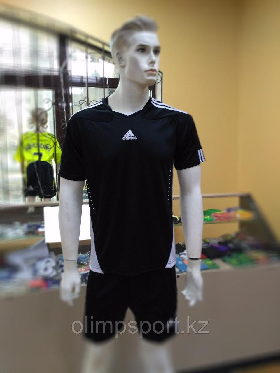 Футбольная форма Adidas 004,черная
