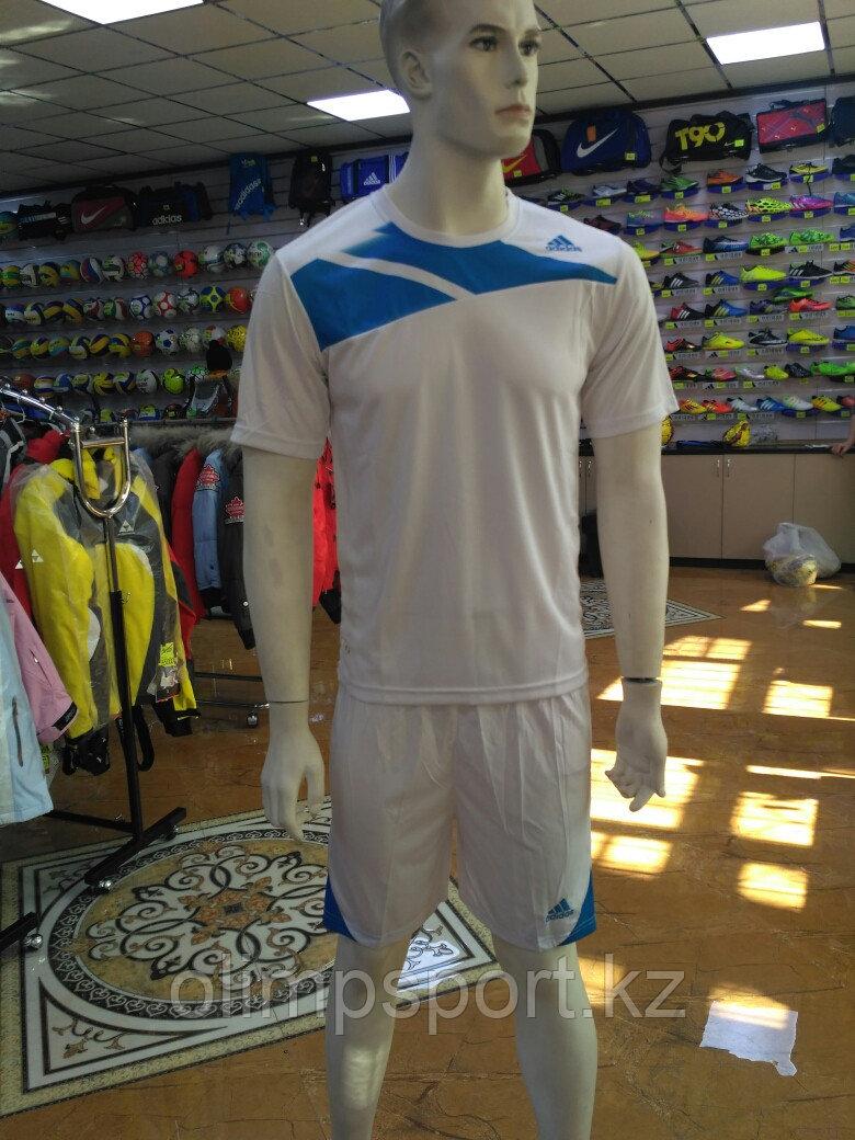 Футбольная форма Adidas 703, белая