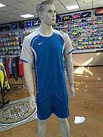 Футбольная форма Nike,голубая