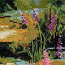 """Набор для вышивания крестом """"Горный ручей"""", фото 2"""