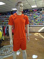 Футбольная форма Nike T90, оранжевая