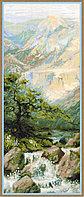"""Набор для вышивания крестом """"Горная река"""", фото 1"""
