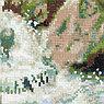 """Набор для вышивания крестом """"Горная река"""", фото 2"""