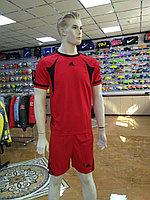 Футбольная форма Adidas 3032, красная