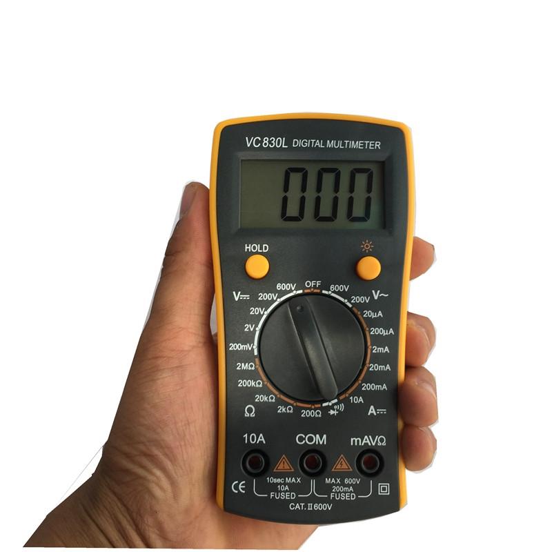 Цифровой мультиметр Victor VC830L