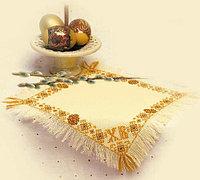 """Набор для вышивания крестом Салфетка """"Христос Воскресе"""""""