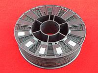 Натуральный (Черный) Rubber пластик REC 750 гр (2,85 мм) для 3D-принтеров