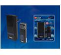 Звонки беспроводные 1 звонок (вилка 220В) + 1кнопка (батарейка А23) UDB-012W-R1T1-32S-150M-BL