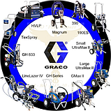 Шланг высокого давления аналог GRACO Blue Max II, фото 2
