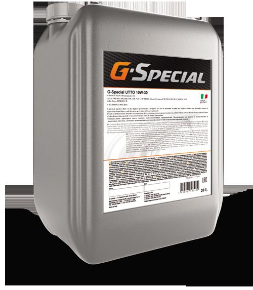 G-Special UTTO 10W-30  20л. – трансмиссионно-гидравлическое масло для современных тракторов