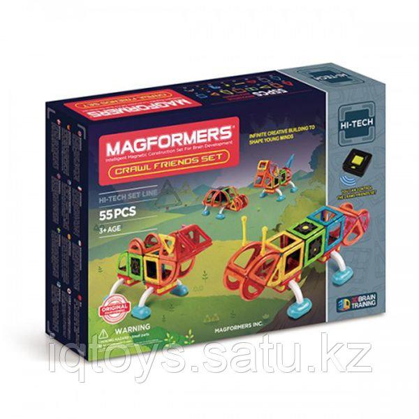 Magformers Crawl Friends Set Магформерс Четвероногие друзья