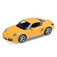 Инерционная машинка Porsche Cayman S, 1:34-39