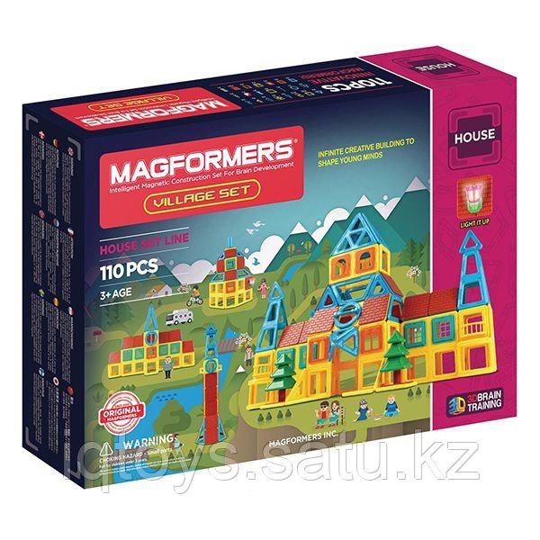 Magformers Village Set Магформерс Деревня