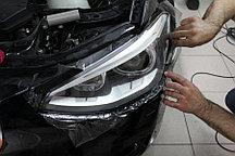 Анти-гравийная защита кузова автомобиля SunTek Внедорожника ЛЮКС комплект
