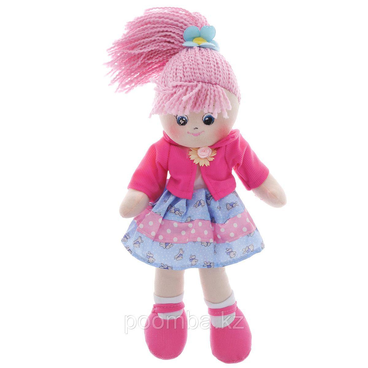 """Мягкая кукла""""Земляничка""""40 см"""