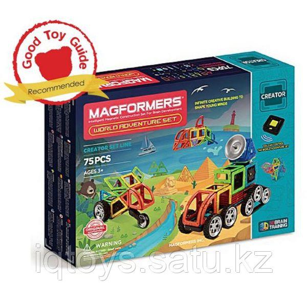 Magformers World Adventure Set Магформерс Мир приключений