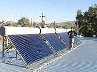 Ремонт солнечных коллекторов и тепловых систем