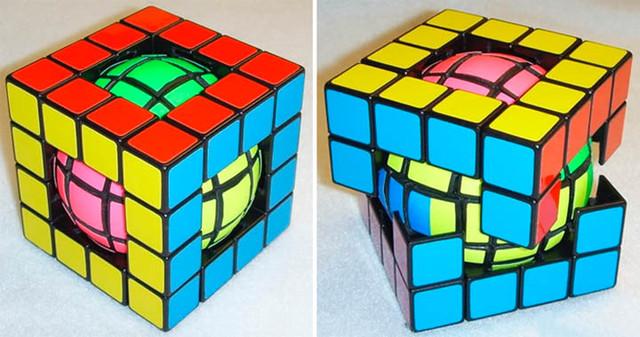 Кубики Рубика Головоломки