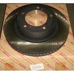 Диски тормозные передние TOYOTA LC200 / LEXUS LX570