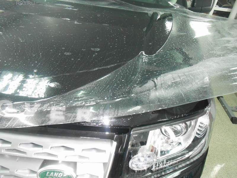 Антигравийная защита автомобиля SunTek