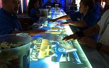 Интерактивные сенсорные столы в кафе/рестораны, фото 3