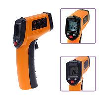 Бесконтактный цифровой инфракрасный термометр GM320  /пирометр/