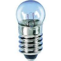 Лампочка для фонарика  4,8v 0,5A с резьбой