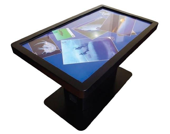 Интерактивные сенсорные столы в кафе/рестораны