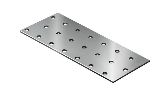 (46484) Пластина соединительная 2,0 мм, PS 80x400 мм// СИБРТЕХ//Россия