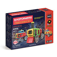 Magformers Power Vehicle Set Магформерс Мощный транспорт, фото 1
