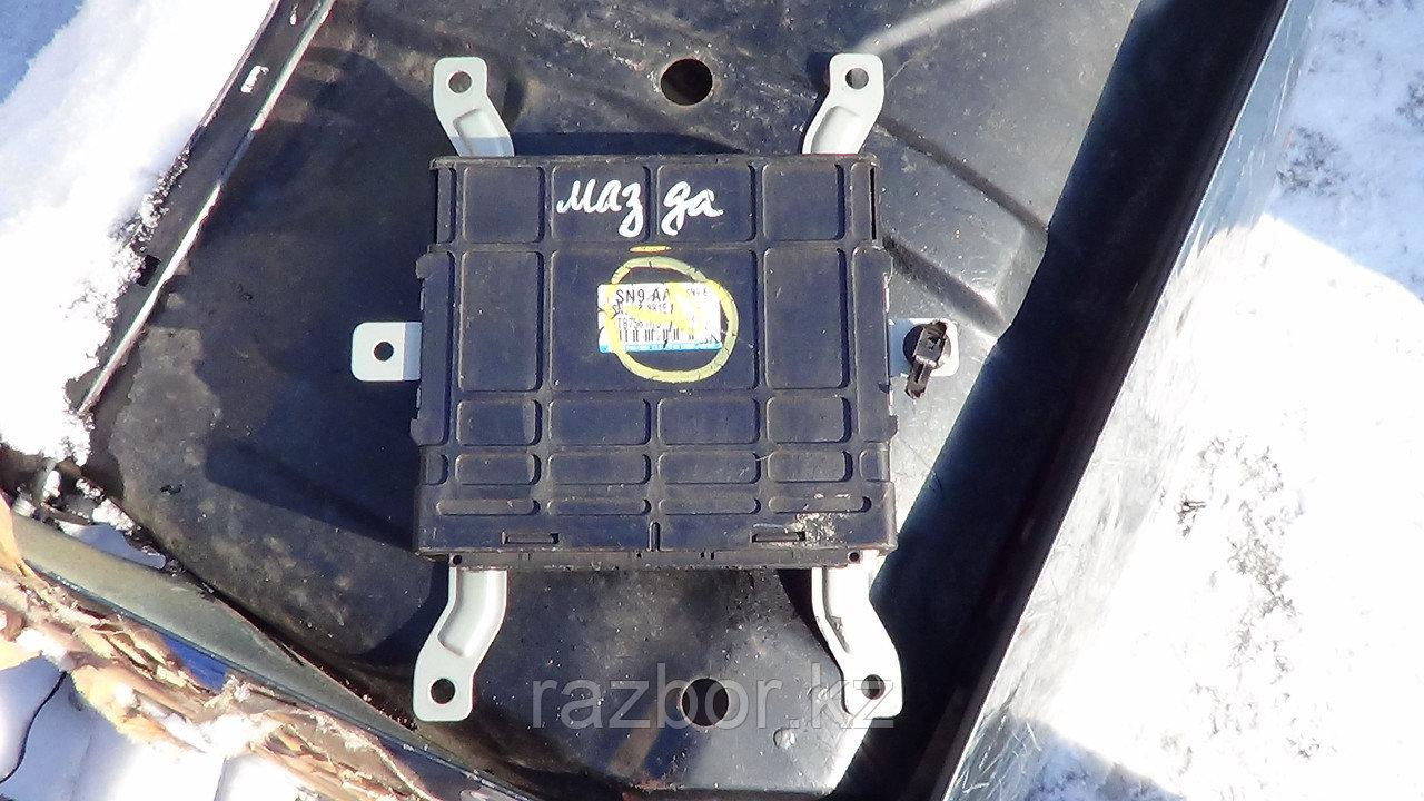 Блок управления двигателем Mazda Capella/626 / №FSN9-18-881E