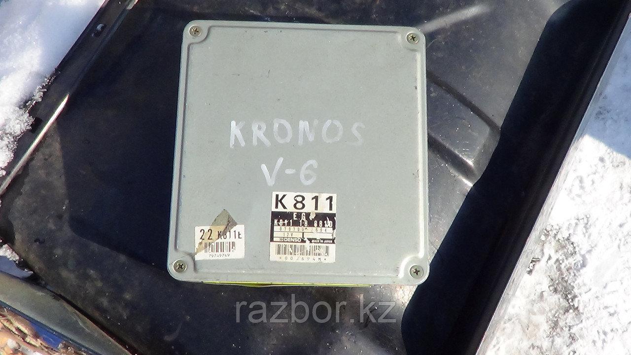 Блок управления двигателем Mazda Cronos / №K811