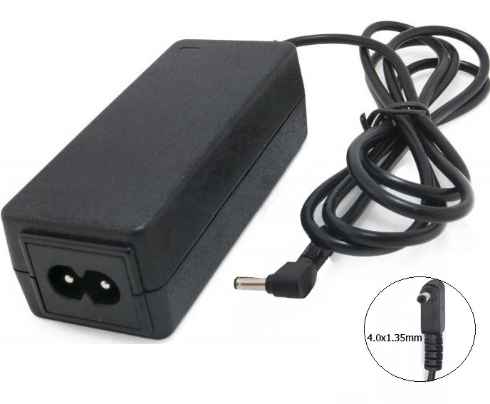 Блок питания для ноутбука Asus 19V 1.75A 33W 4.0x1.35mm