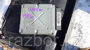 Блок управления двигателем Mazda MPV / №GY22 18 881C