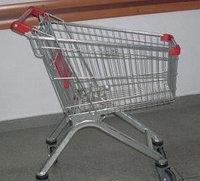 Тележки для супермаркетов