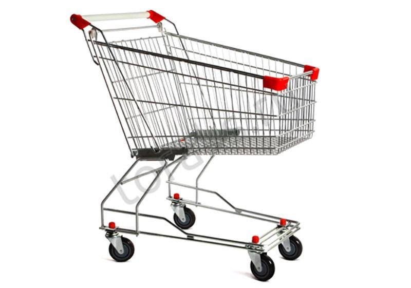 Тележки для супермаркетов 60Л