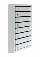 Почтовые ящики 8 секций
