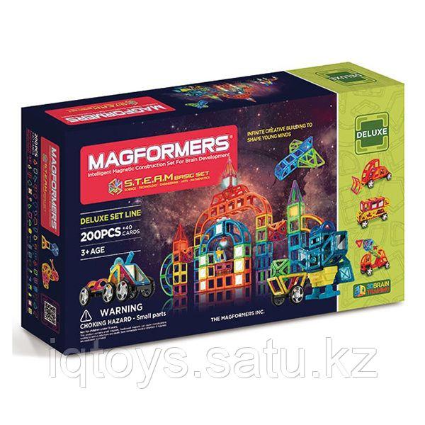 Magformers STEAM Basic Set