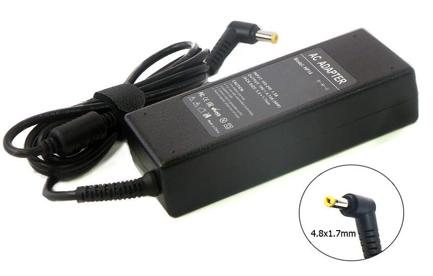 Блок питания для ноутбука HP 18.5V 3.5A 65W 4.8х1.7mm