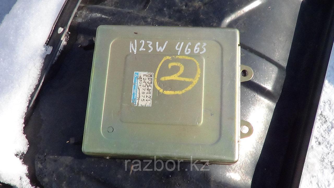 Блок управления двигателем Mitsubishi RVR N23Wq / №MD311121