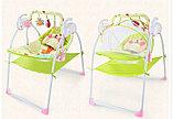 Музыкальные электрокачели Baby cradle, фото 4