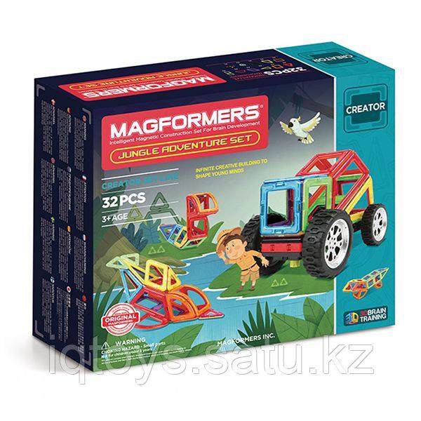 Magformers Jungle Adventure Set Магформерс Приключения в джунглях